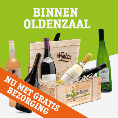 Voorjaarsproeverij Wijnbox voor binnen Oldenzaal