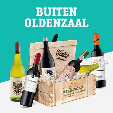 Najaars wijnbox voor buiten Oldenzaal