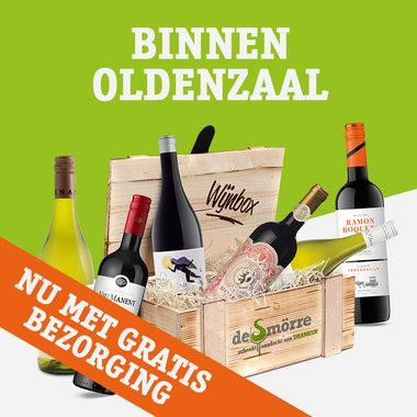 Najaars wijnbox voor binnen Oldenzaal