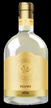 Masca del Tacco l'Uetta Fiano Puglia 2017