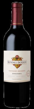 Kendall Jackson Vinter's Reserve Zinfandel 2015