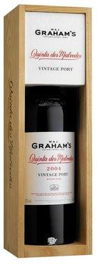 Graham's Quinta Dos Malvedos Vintage 2004 Port