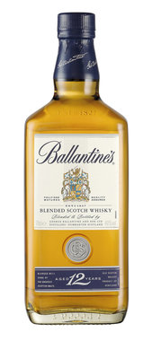 Ballantine's 12 Years Old Blended Whisky 0,7 ltr