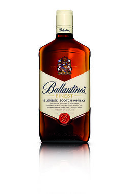 Ballantine's Finest Blended Whisky 1,0 ltr