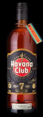 Havana Club 7 Años 0,7 ltr