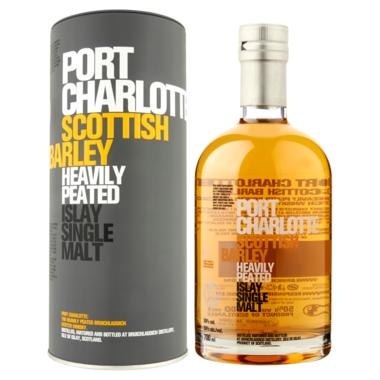 Port Charlotte Scottish Barley 0,7 ltr