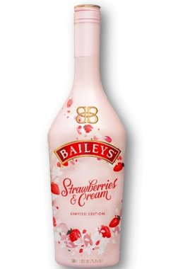Baileys Strawberry & Cream 0.7 ltr