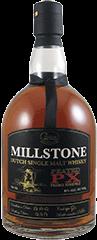 Zuidam Millstone Peated PX