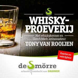Ticket Whiskyproeverij 12 maart