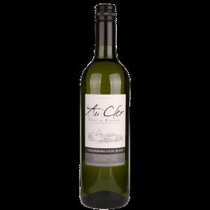 Au Cler witte wijn