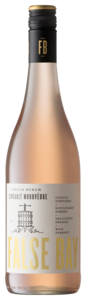 False Bay, Whole Bunch Cinsault/Mourvedre Rose